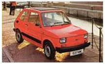 Fiat 126 DeVille